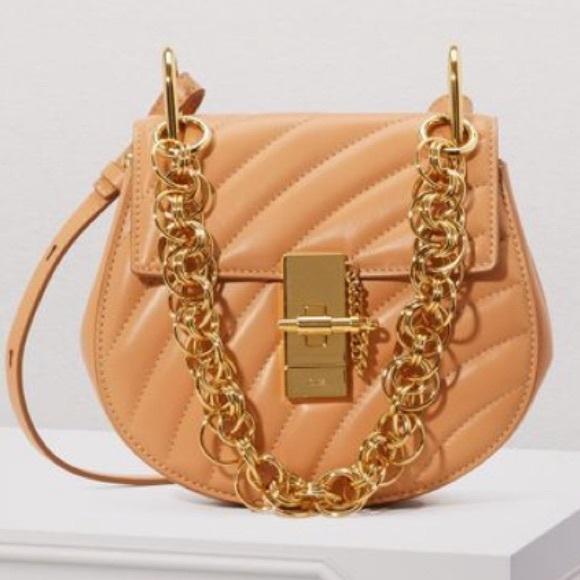 ebee3065 Sale! NWT! Authentic CHLOÉ Drew Bijou shoulder bag NWT